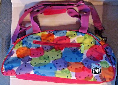 Hello Kitty Handtasche Umhängetasche Shopper Tasche Sporttasche.Sanrino License - Kitty Shopper Tasche