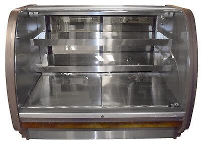 Refcon 62 Lift Up Glass Refrigerated Merchandiser Case Lockable
