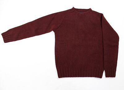 BRAND NEW- Howlin' Women's Planet Dream Sweater- Bordeaux- MSRP $245