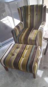 """Jimmy Possum Arm Chair - Style """"Willi"""" Beaumaris Bayside Area Preview"""