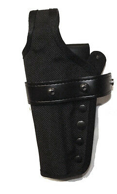 Gould Goodrich X341 Nylon Triple Retention Holster Black Beretta 92 96 Left