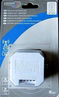 Universal Fernbedienung HE844 kompatibel mit selbstlernenden Systemen ELRO AB600