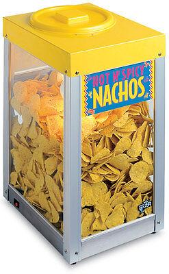 Star 12ncpw 12 Nacho Chip Popcorn Warmer Merchandiser 7lb Capacity