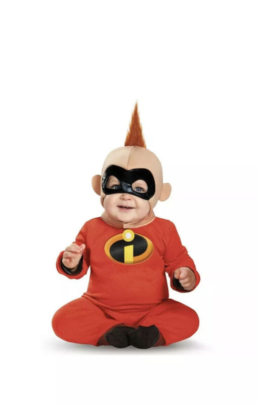 The Incredibles 2 BABY JACK JACK Infant Disney Costume 6-12 Months - A1107