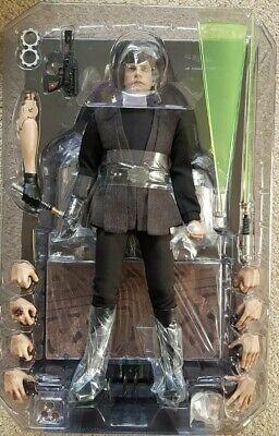Hot Toys Jedi Luke Skywalker Star Wars MMS429 1/6 Figure Return of the Jedi