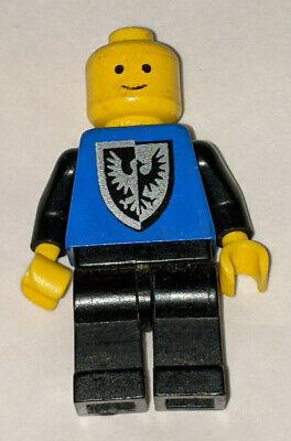 Vintage Lego Castle Light Grey Ovoid Shield Bull Part Lot Figure Minifig 2586