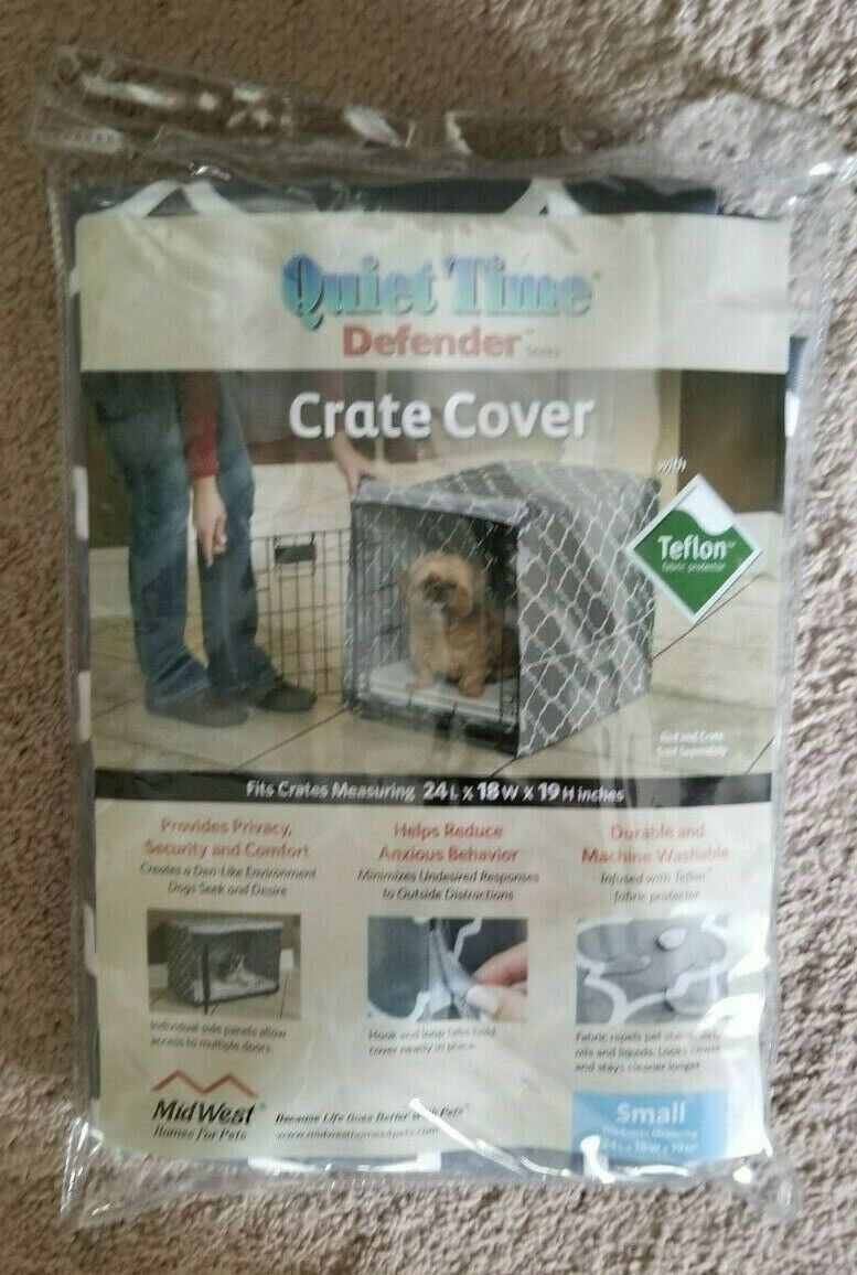 Dog crate cover Quiet Time Defender 24L X 18W X19H