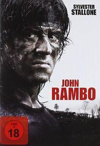 DVD * John Rambo - Teil 4 * NEU OVP * Sylvester Stallone
