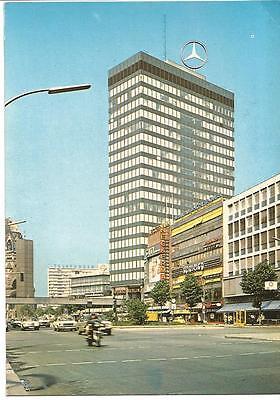 Europa-center (AK BerlinTauenzienstraße  Europa Center, späte 60ér Jahre )