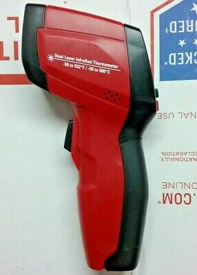 Craftsman Mini Laser Ir Thermometer