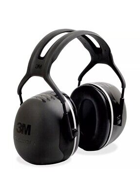 Hearing Protection 3m Peltor X5a Over-the-head Ear Muffs Nrr 31 Db