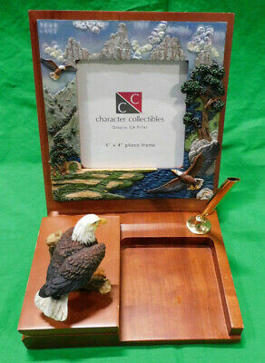 Character Collectibles Note Pad Holder With Frame
