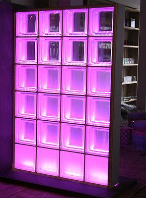 Beleuchtete Theken (Empfangstresen, Empfangstheke, Theke, Vitrine, Verkaufstheke beleuchtet LED)