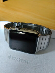 Apple Watch - Stainless 42mm, Apple stainless link bracelet!