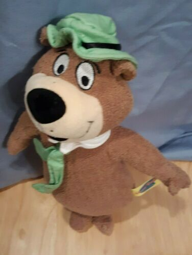 Hanna barbera Yogi Bear Plush 11""