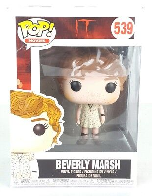 Chase It Toy (Funko Pop IT Beverly Marsh Non Chase Vinyl Figure #539 - New Kids Toy Gift )