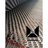 "Carbon Fiber Fabric / Cloth:  2x2 Twill Weave - 5.7 oz, 1 yard, 50"" wide x 36"""