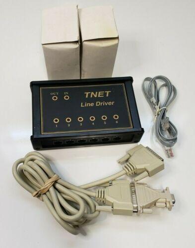 ComputerWise TNET TLD3 Line Driver 6 Input LED Data Communication Terminal