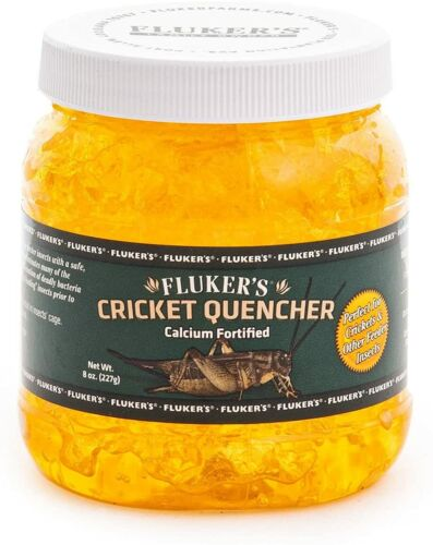 Fluker s Cricket Quencher Calcium Fortified Formula,8 Oz - $3.99