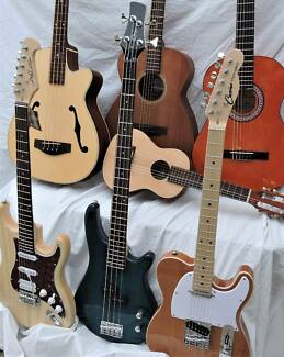 GUITARS NEW From $59..! GUITAR SALE!