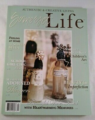 Art Craft Ideas (Somerset Life Magazine April May June 2010 Mixed Media Art Craft Ideas Articles)