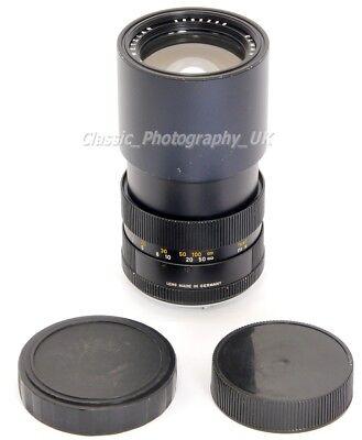 Elmar-R 1:4/180mm TeleLens Made by LEITZ Wetzlar in 1977 Leica-R Film & DIGITAL!