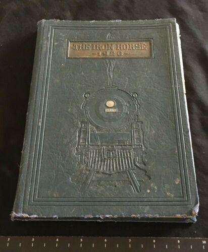 Rare 1926 Santa Fe Iron Horse - First Annual Publication