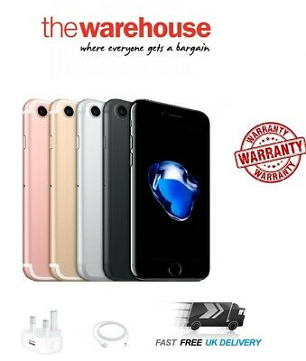 APPLE iPhone 7 | 32GB 128GB | Unlocked | Various Grades | All Colours