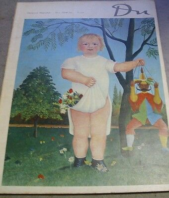 du 132 Maler des heiligen Herzens ua. Themen 2/1952 Schweizerische Monatsschrift