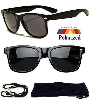 New Polarized Aviator Sunglasses Retro Glasses Vintage Frame Unisex Fashion NEW
