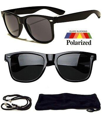 New Polarized Wayfarer Sunglasses Retro Glasses Vintage Frame Unisex Fashion NEW