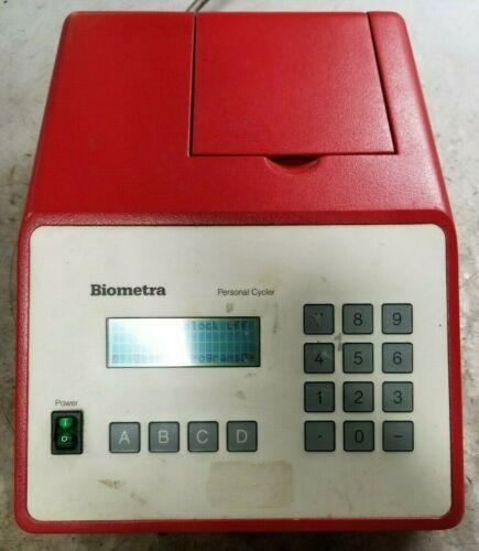 BIOTRON 9505318 BIOMETRA PERSONAL CYCLER 120/240 VAC