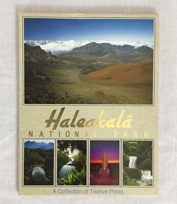 Haleakala National Park Collection Of 12 Postcards Hawaii Vintage Unused New