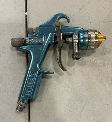 Binks Model Mach1sl Hvlp Spray Gun Free Shipping