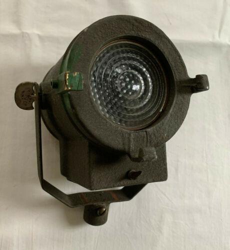 Vintage Movie Studio Cinema Hollywood Light 1009 Minispot Otto K Olesen Co.