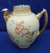 Antique Creamer Pitcher
