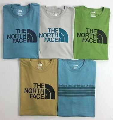 Men's The North Face SLIM FIT Heather Tri-Blend T-Shirt