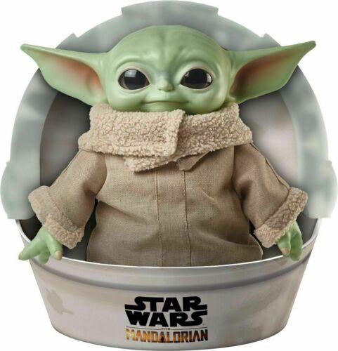 "Star Wars The Mandalorian - The Child 11"" Plush - Green"