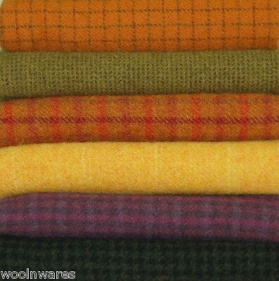 """HAND DYED RUG HOOKING WOOL Mill-Dyed ~ """"WITCH'S BREW"""""""