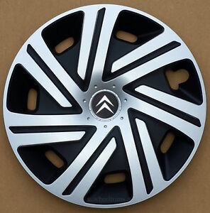 Set Of 4x15 Quot Wheel Trims To Fit Citroen C3 C4 C5 Picasso