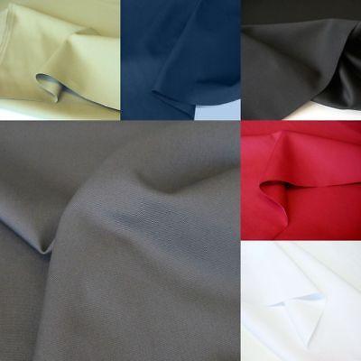 Baumwoll-Segeltuch reißfester Canvas Stoff für Polsterungen Hose Jacke Meterware - Segeltuch-jacke