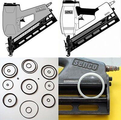 Senco Sn4   Sn70 Framing Nailer O Ring   Lb3500 Firing Valve Kit