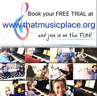 That Music Place Australia - FUN PIANO LESSONS in Mascot