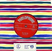 Beatles Vinyl Singles