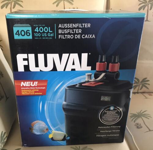 new 406 100gal 400l canister aquarium filter