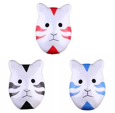 XCOSER Halloween Kakashi Anbu Mask Cosplay Accessory 3 pcs set](Halloween Mask Set 07)