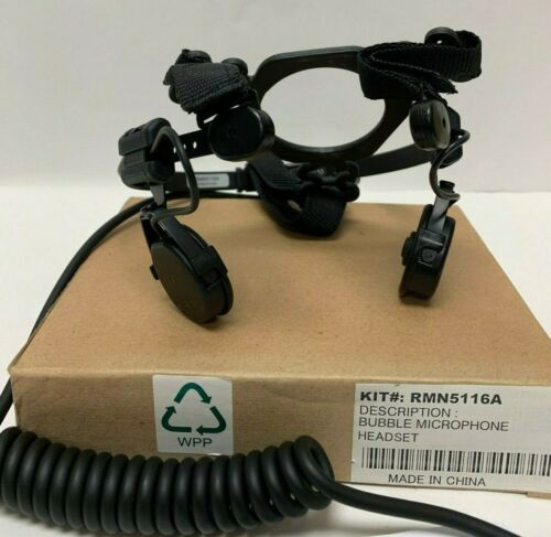 Motorola Temple Transducer Headset Model # RMN5116A