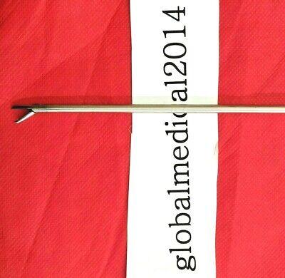 Laparoscopic Stainless Steel Straight Tip Needle Holder Addler