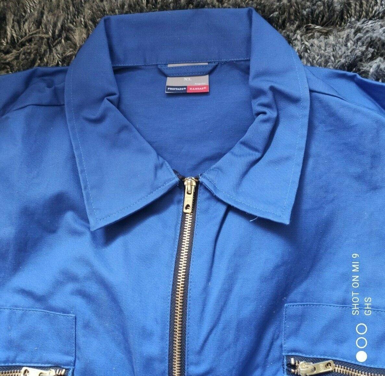 KANSAS Fristads Overall blau Gr. XL