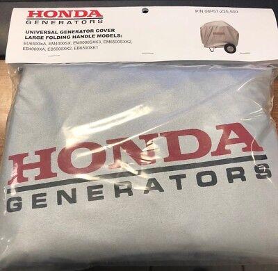 New Honda Generator Cover 08p57-z25-500